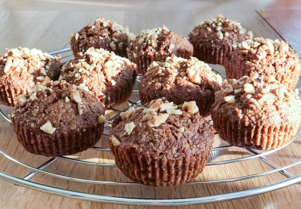 Vegan, Gluten Free Pumpkin Muffins
