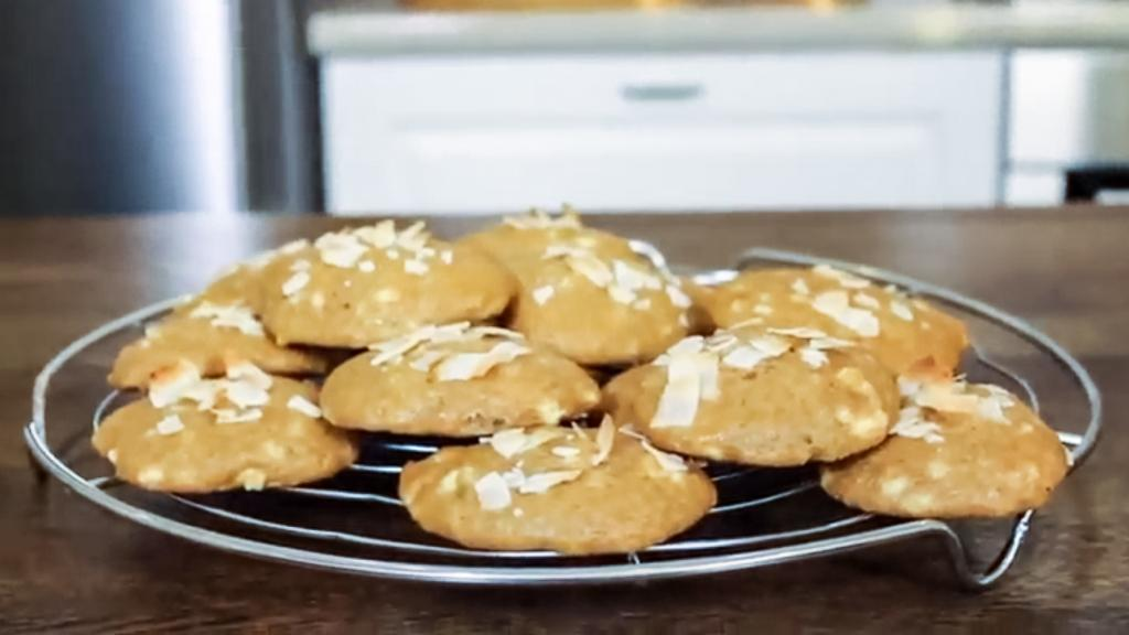 Whole Wheat Cottage Cheese Cookies