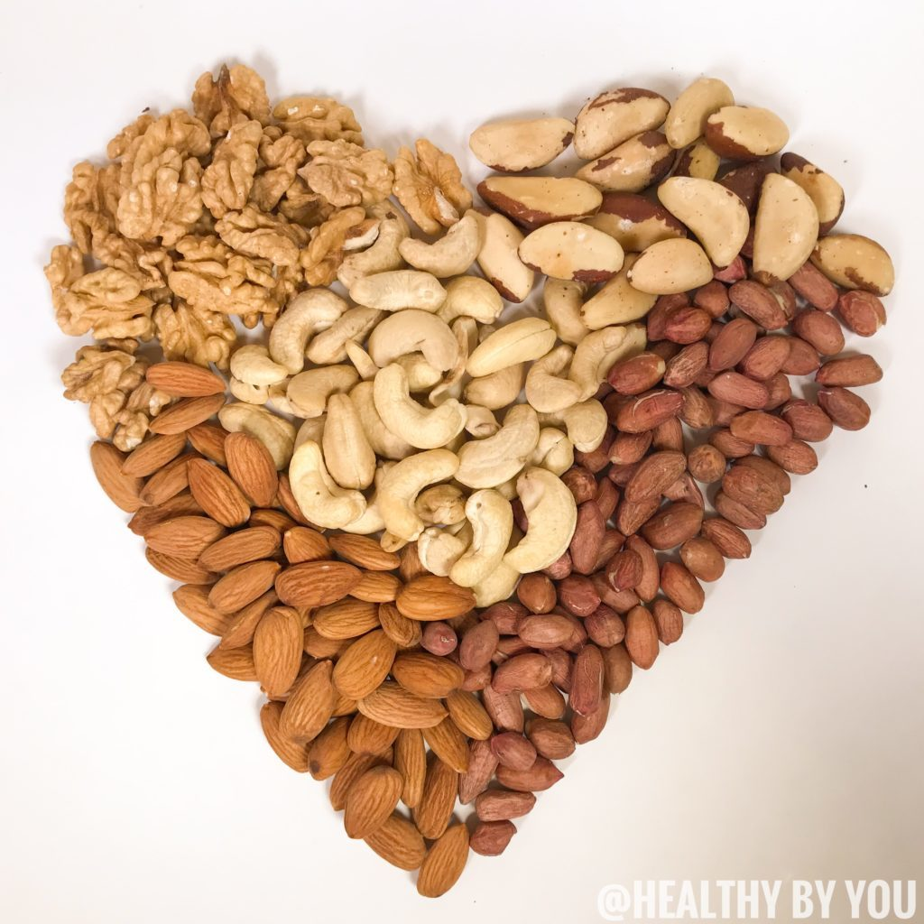 The 6 Best Nuts For Healthy Eating Habits